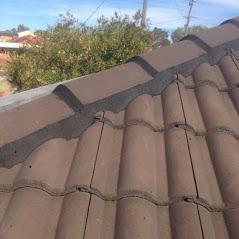 Ridge cap repairs