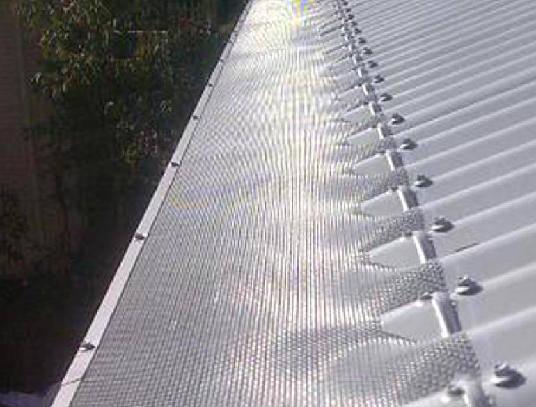 Gutter Guard Metal Roof Perth Gutters Perth Gutters
